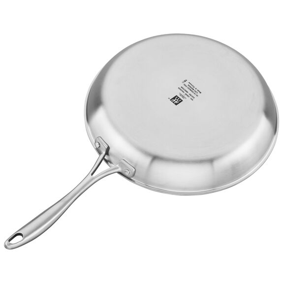 3-ply 12-inch Stainless Steel Ceramic Nonstick Fry Pan,,large 2