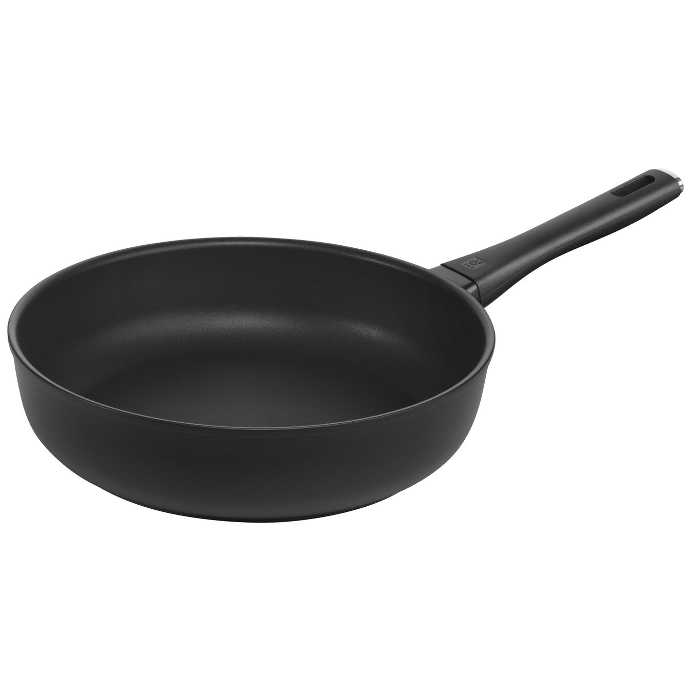 2-pc, aluminium, Non-stick, Deep Fry Pan Set,,large 3