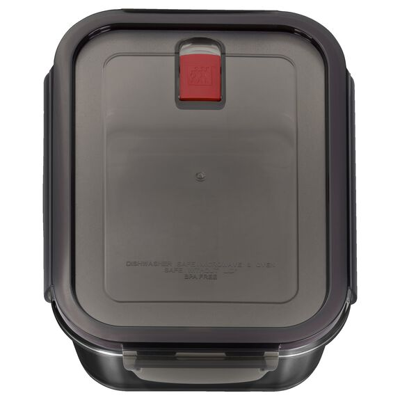 1.47-Qt. Rectangular Storage Container,,large 5