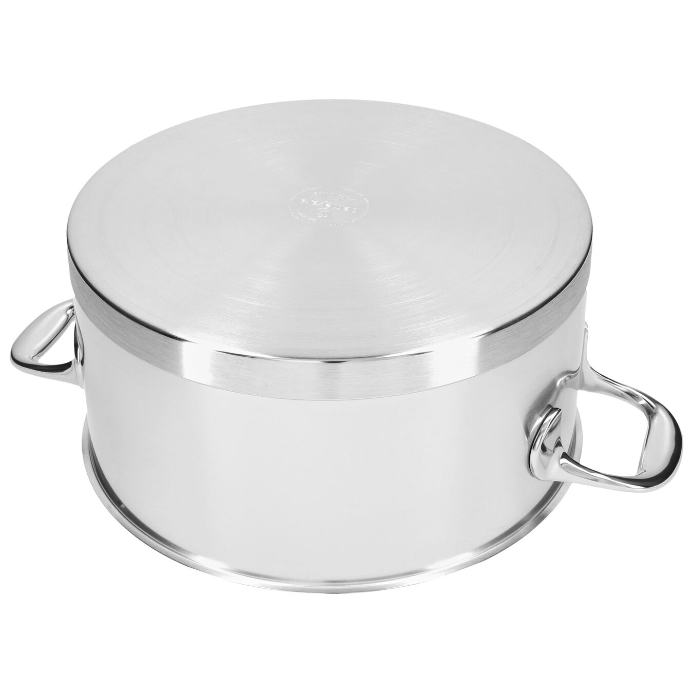 5.25 l Stew pot with lid,,large 3