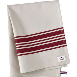 Staub French Line, 70 cm x 50 cm Cotton Kitchen towel, Cherry