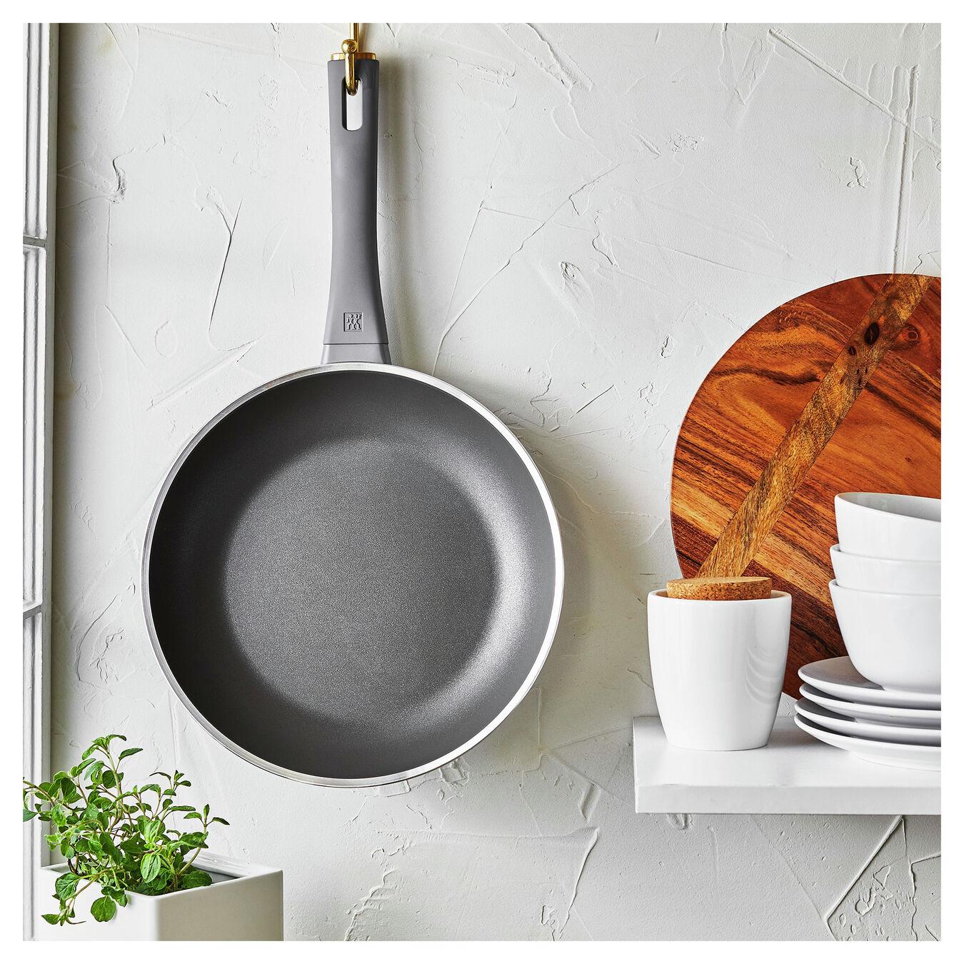 10-inch, Aluminium, Non-stick, Frying pan,,large 6