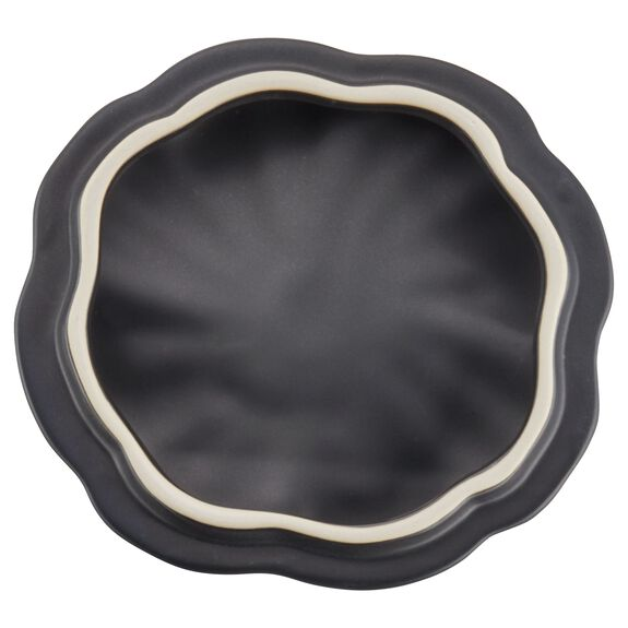 0.75-qt Pumpkin Cocotte, Black,,large 8