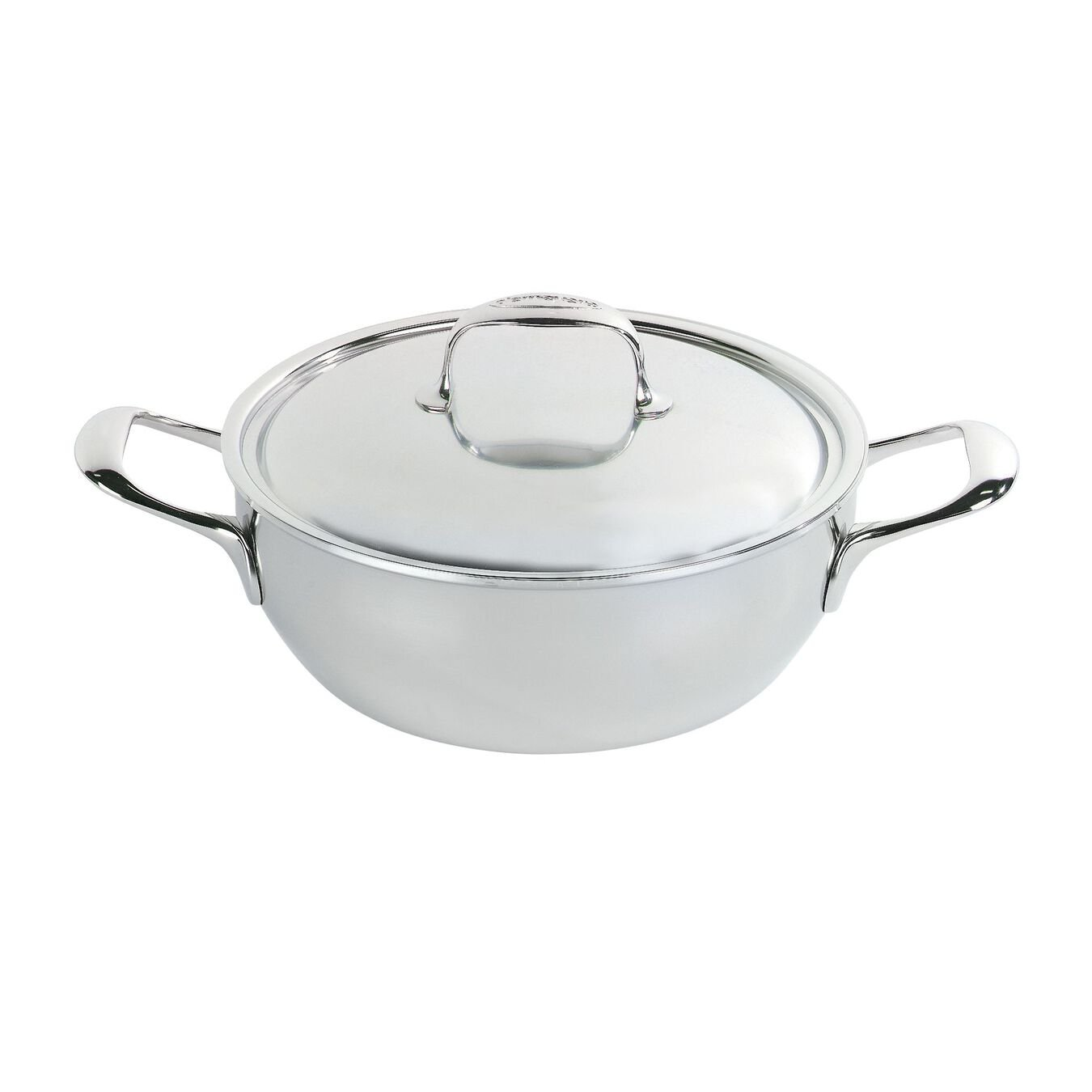 4.75 l Conical Simmering Pot with lid,,large 2