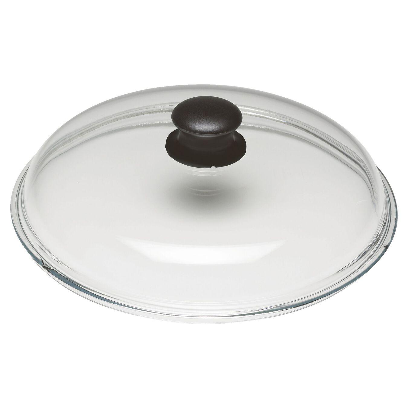 Coperchio - 16 cm, vetro,,large 1