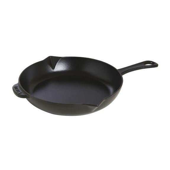 10-inch Fry Pan - Matte Black,,large 2