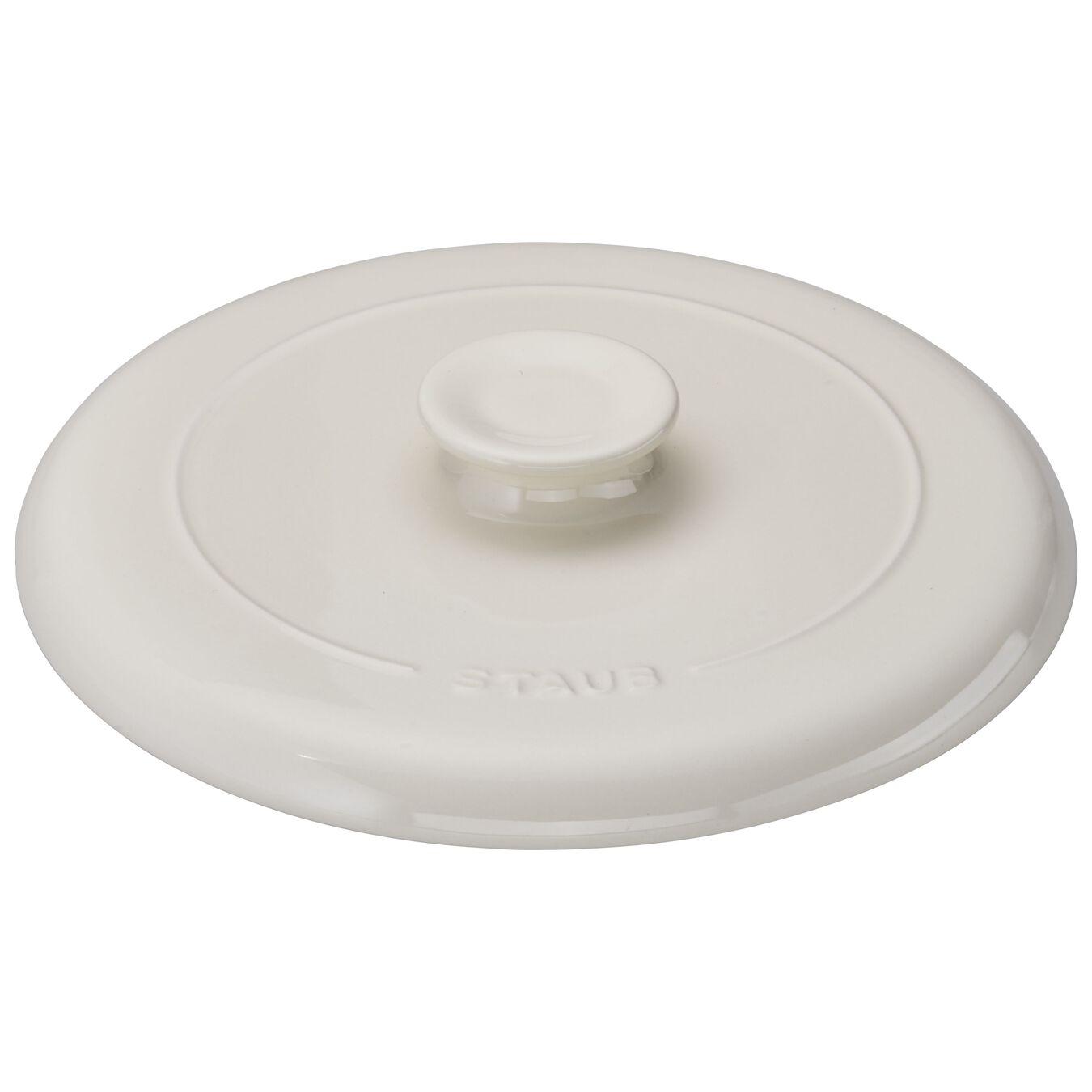 round, Panini press, cream,,large 3