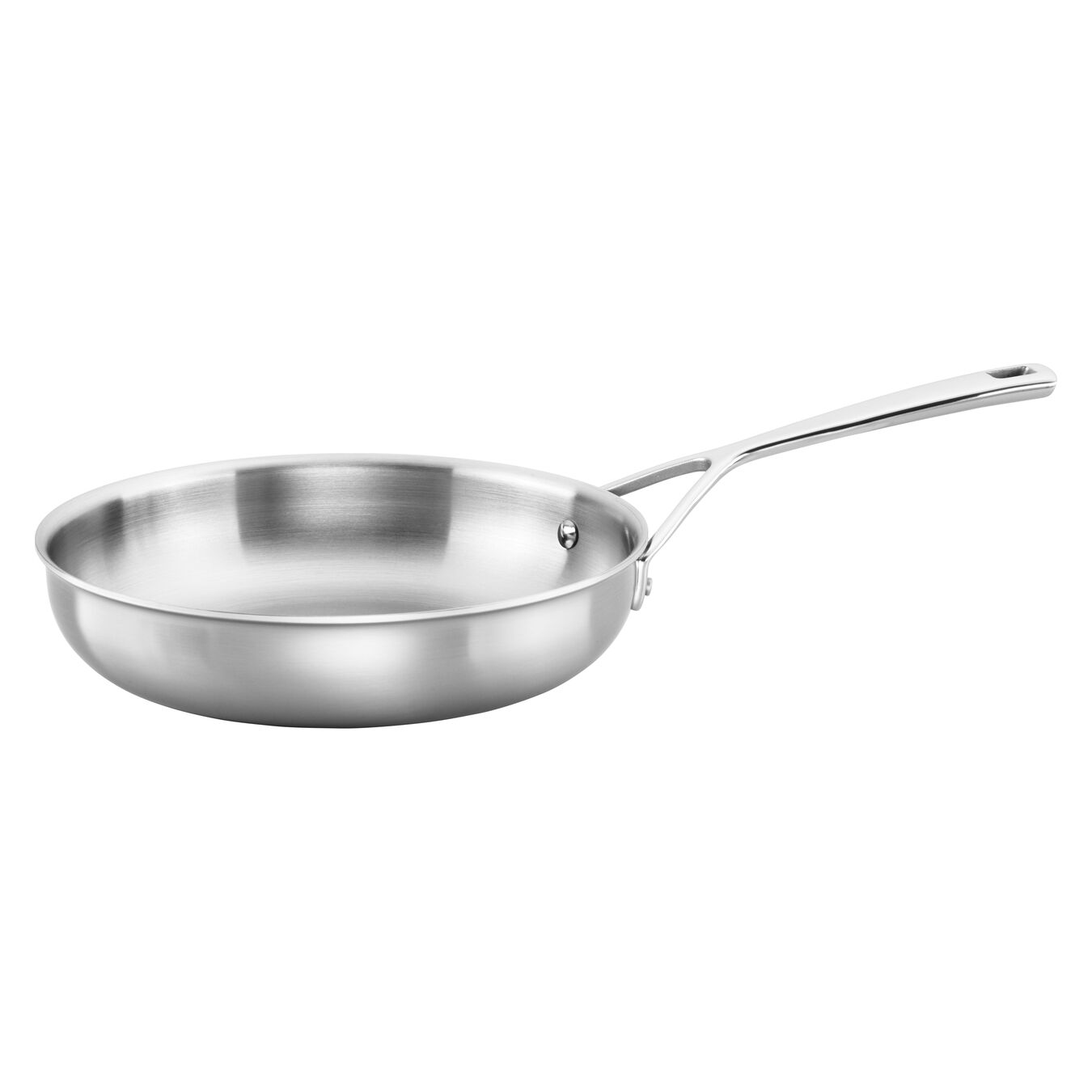 5 Ply, 18/10 Stainless Steel, 9.5-inch, Frying pan,,large 2
