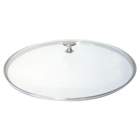 Glasdeckel, rund | Glas | Transparent,,large