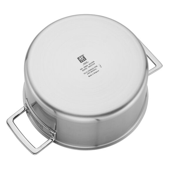 Stainless Steel 5.5-Qt. Dutch Oven,,large 5