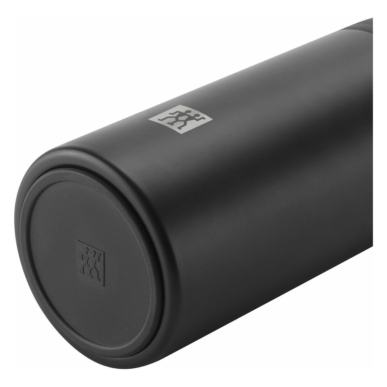 Thermos flask, 420 ml | black,,large 5