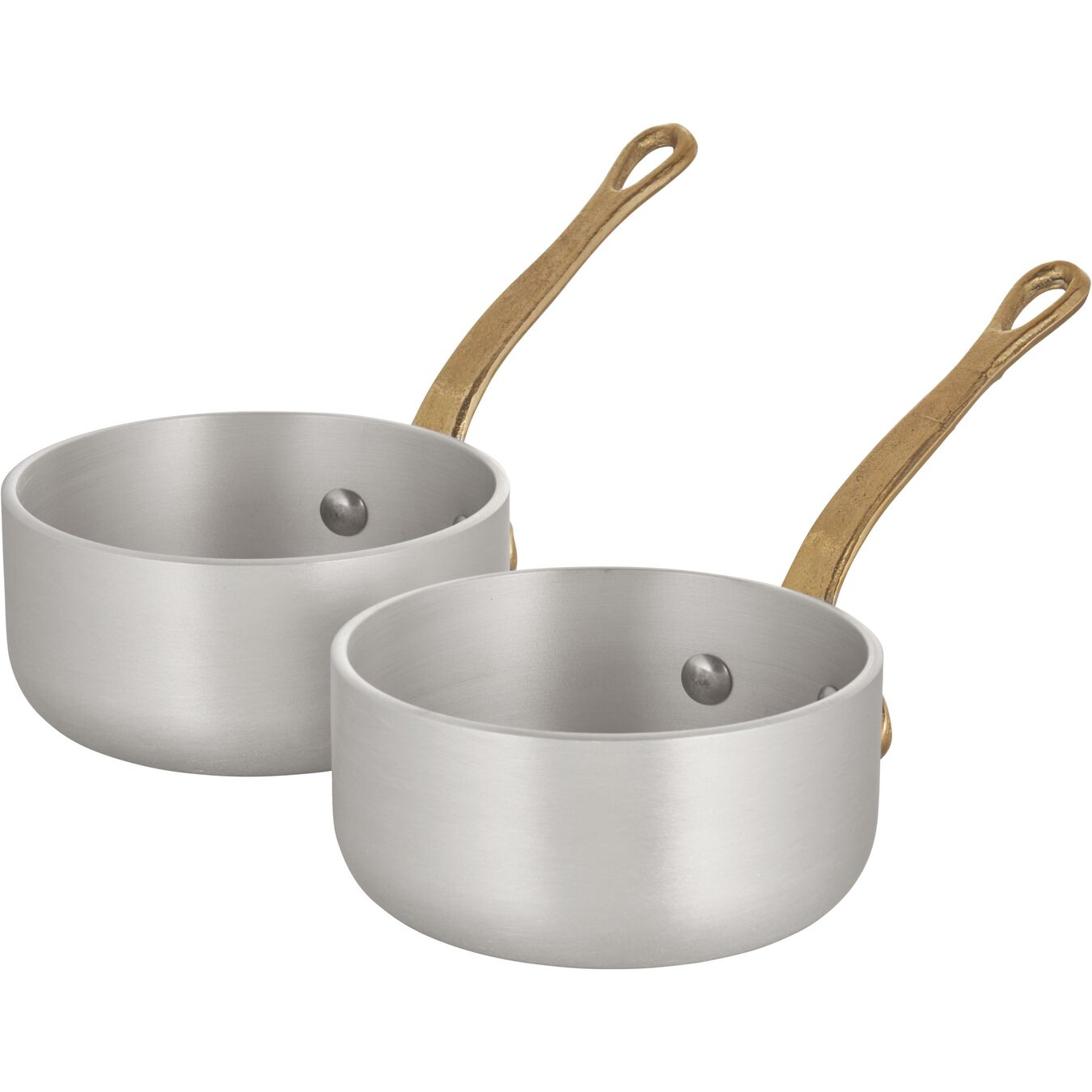 2-pc Mini Saucepan Set,,large 1