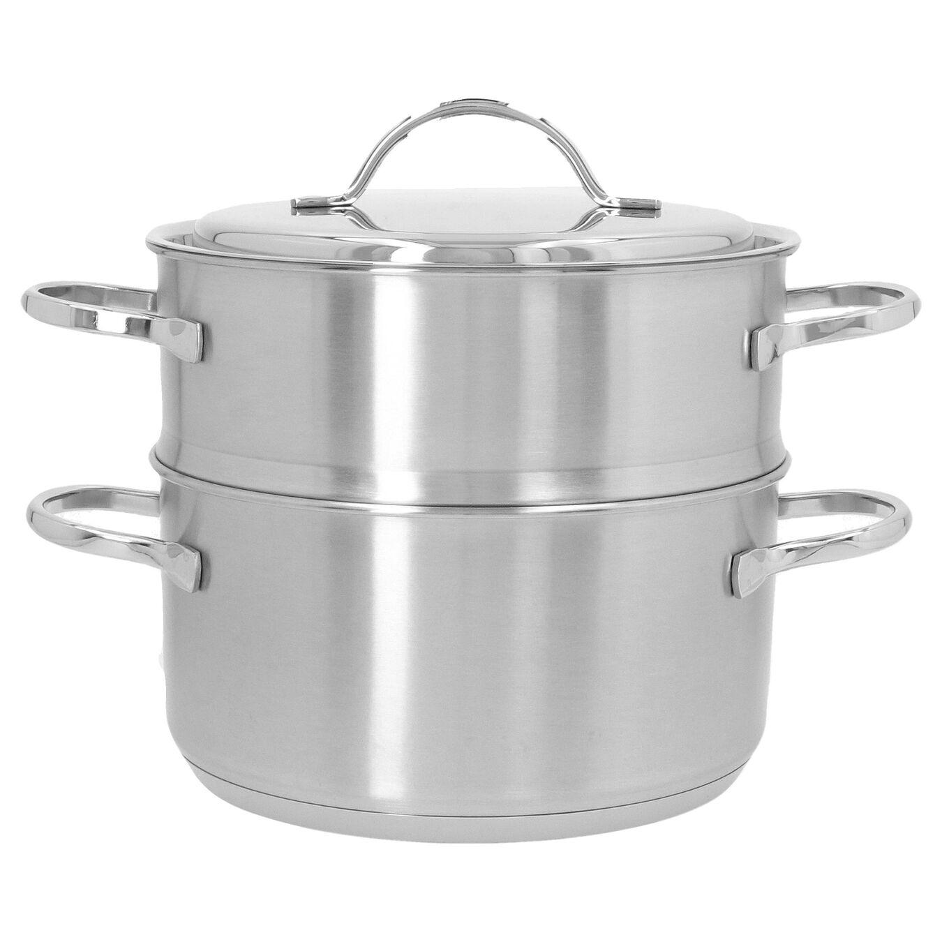 Set cuisson vapeur 20 cm,,large 1