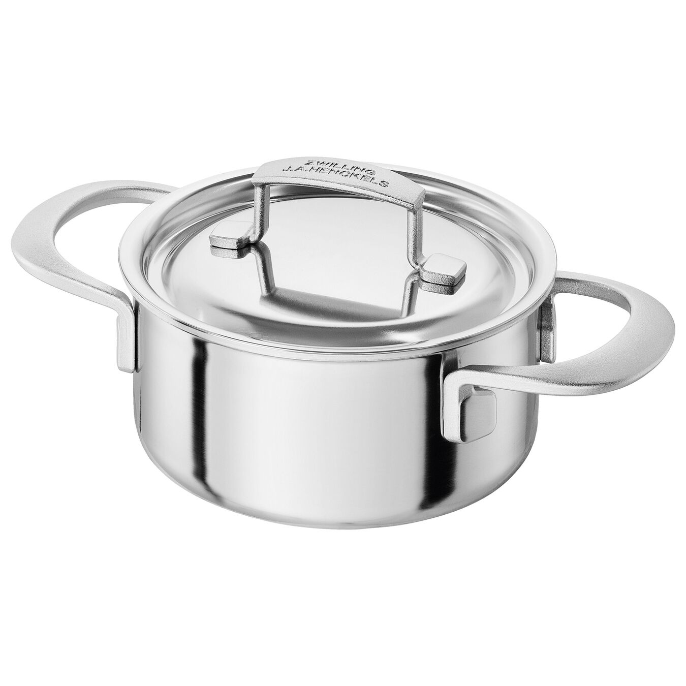 1,5 l 18/10 Stainless Steel Casserole,,large 1