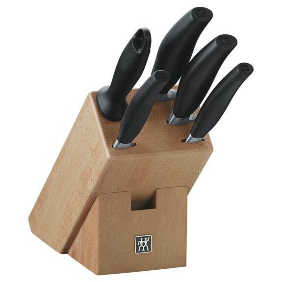 Blok Bıçak Seti, 6-parça | Ahşap,,large 2