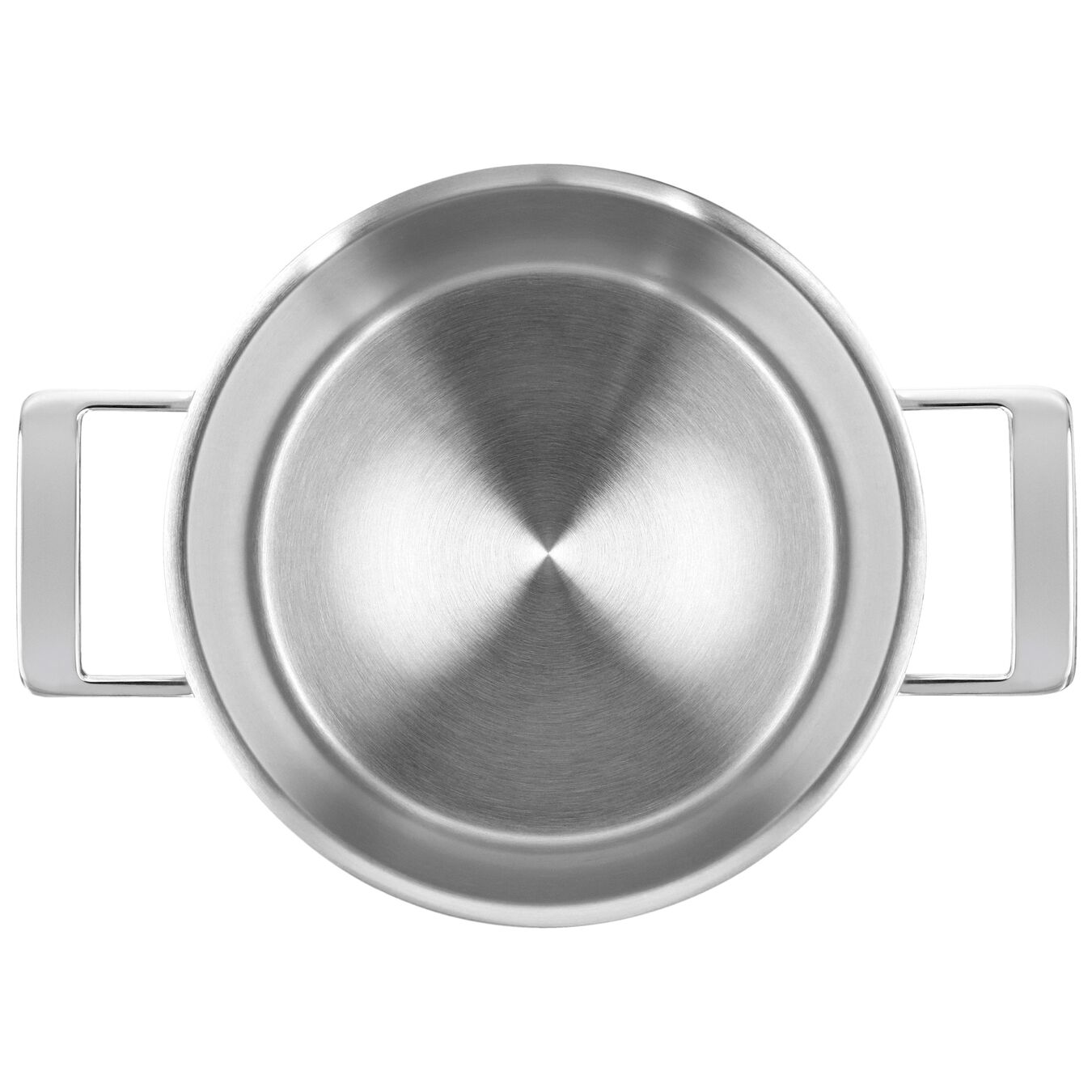 8 qt Stock pot with double walled lid, 18/10 Stainless Steel ,,large 5