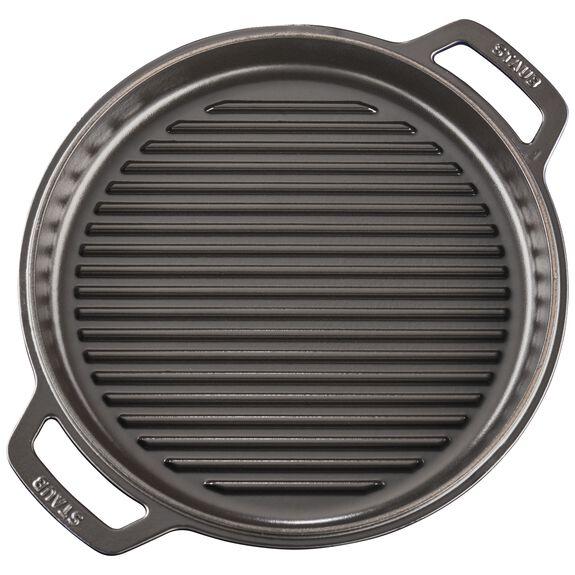 11-inch round Braise + Grill, Dark Blue,,large 4