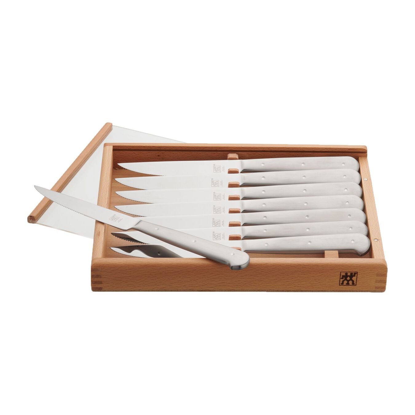 Steak cutlery set 8 Piece,,large 1