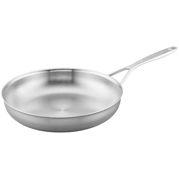 11-inch Stainless Steel Fry Pan,,large 3