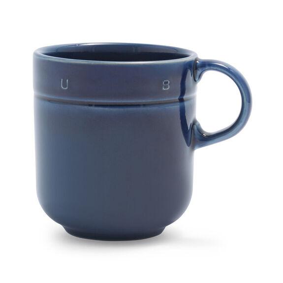 0.5-qt Ceramic Mug 16oz - Dark Blue,,large