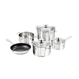 ZWILLING TWIN Nova, 8 Piece 18/10 Stainless Steel Cookware set