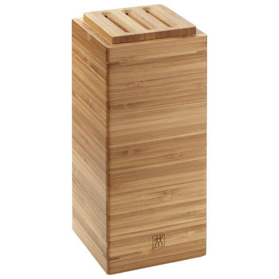 Bamboo Storage jar,,large