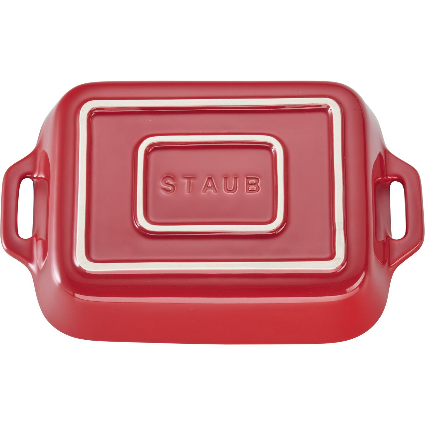8-inch, rectangular, Special shape bakeware, cherry,,large 3