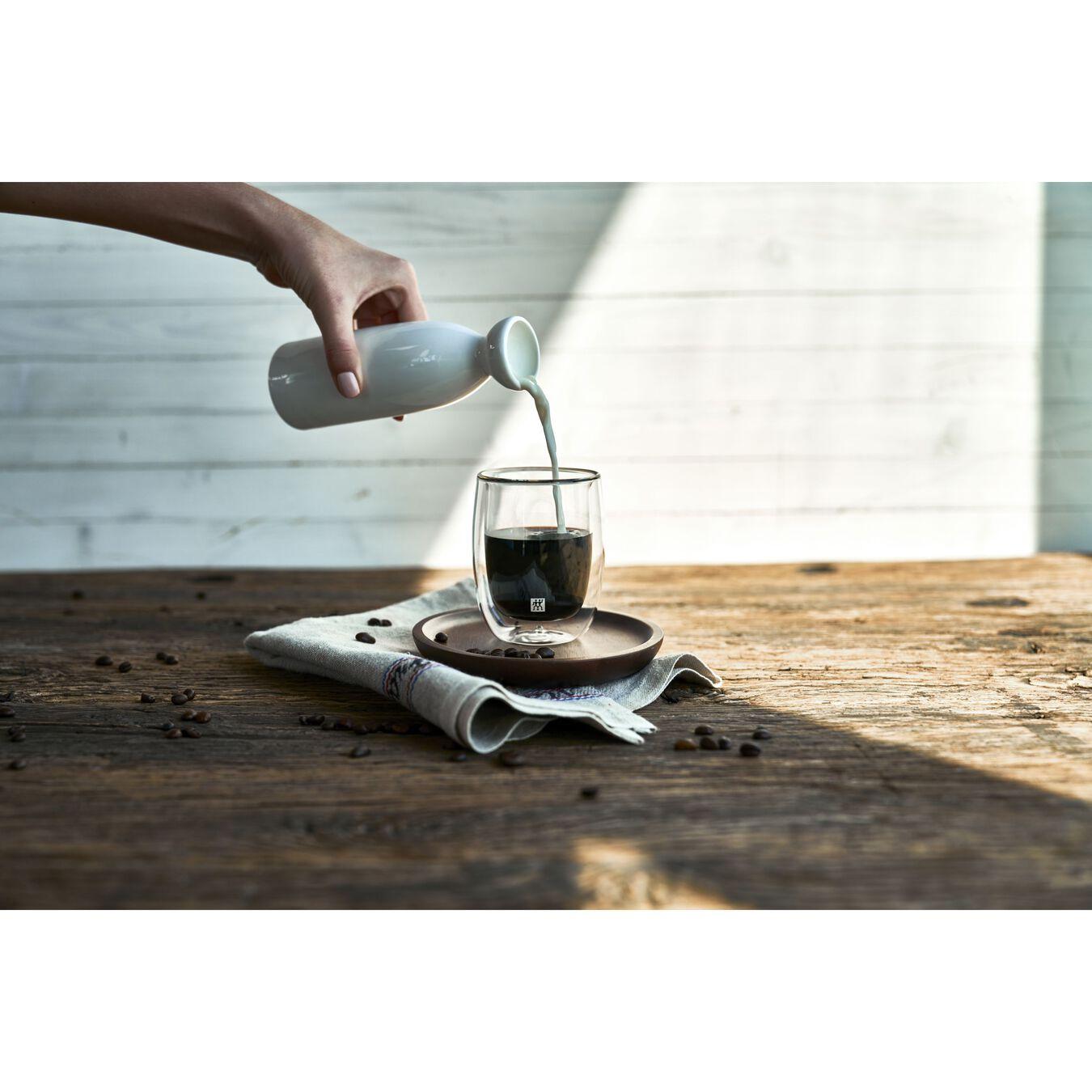 Dubbelwandig Koffieglazenset, 2-delig,,large 3