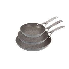 BALLARINI Torino Granitium, Bratpfannenset 3-tlg, Aluminium