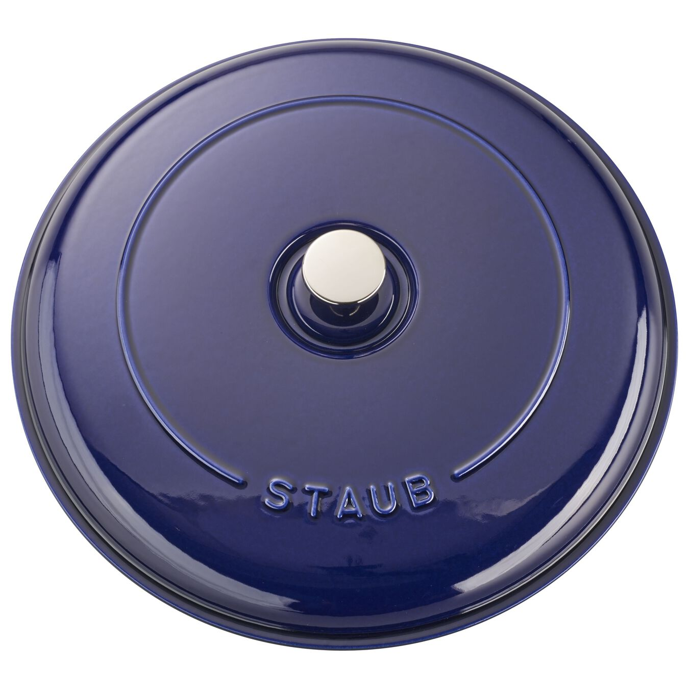 3.5-qt Braiser - Dark Blue,,large 3