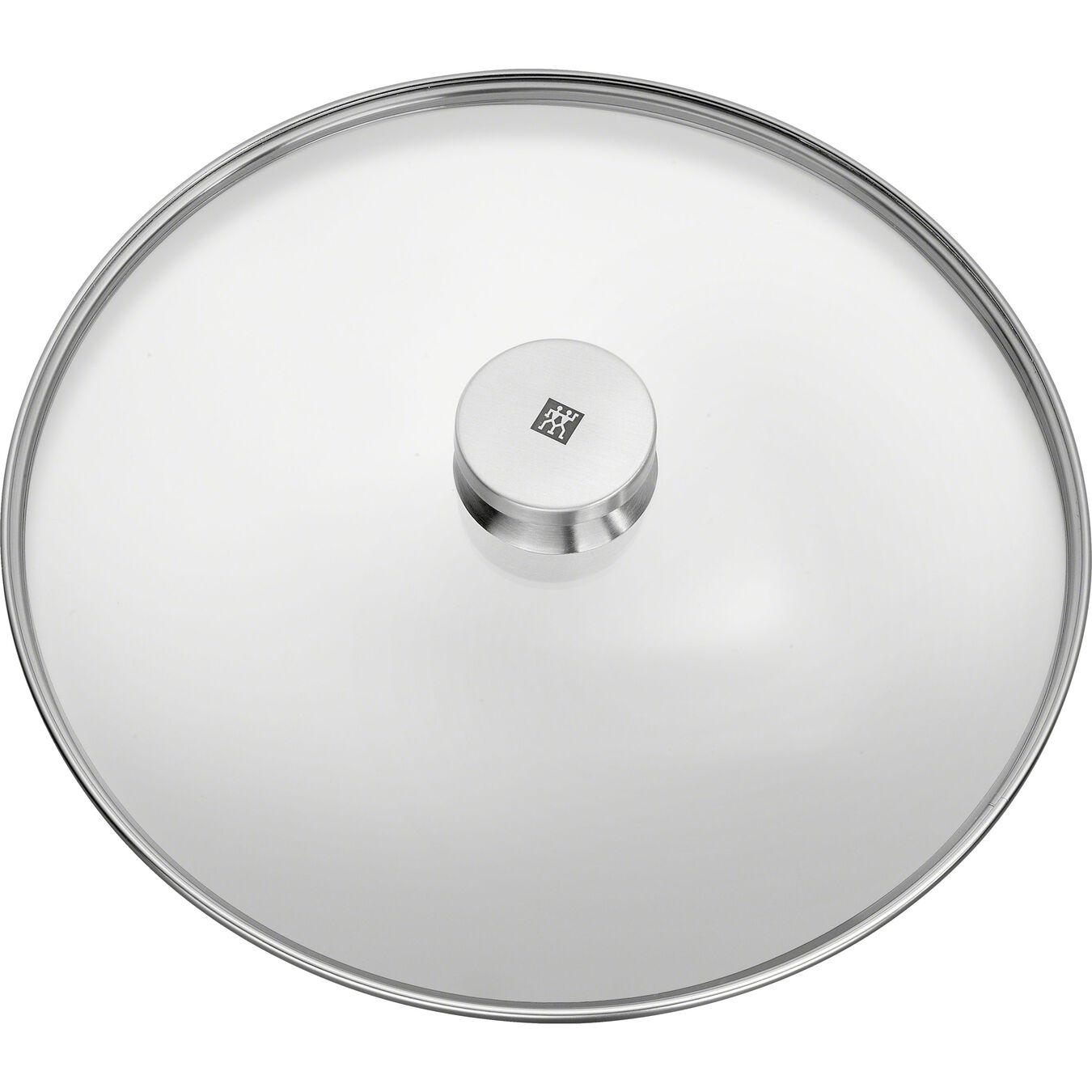 Couvercle, 32 cm | Rond(e) | Verre,,large 1