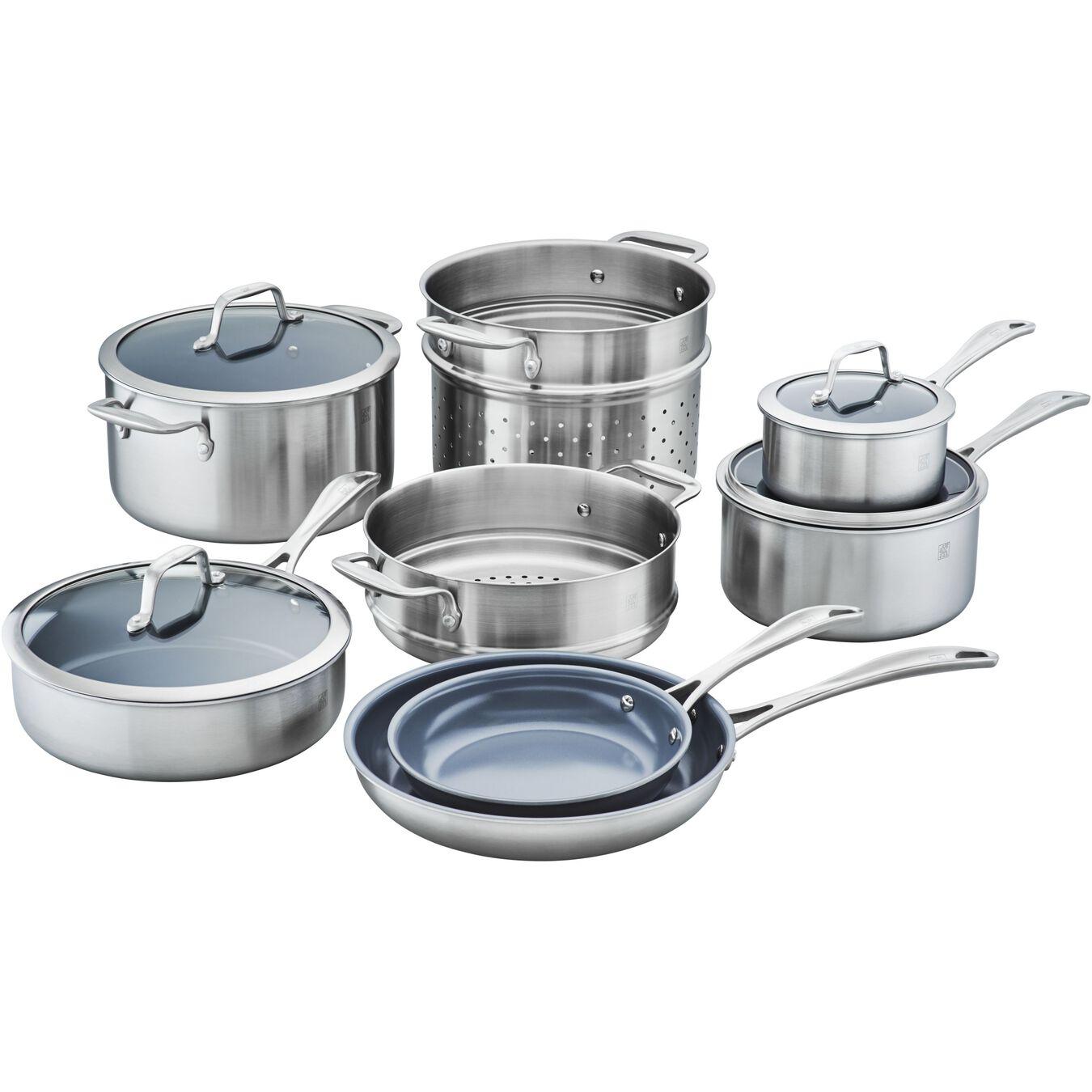 12-pc, Pots and pans set,,large 1