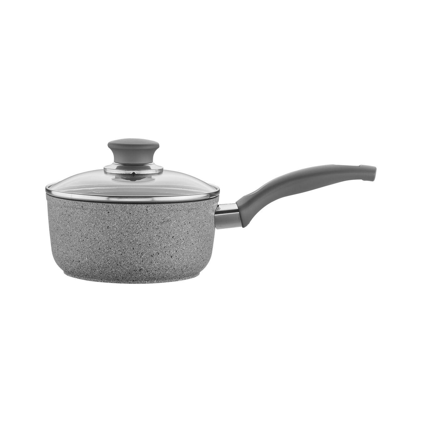 2.8-qt Nonstick Saucepan with Lid,,large 1