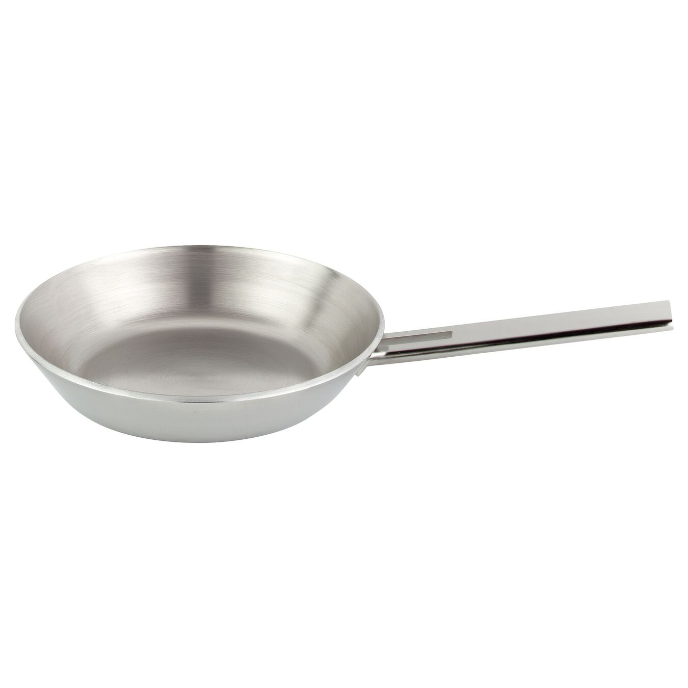 9.4-inch Stainless Steel Fry Pan,,large 1