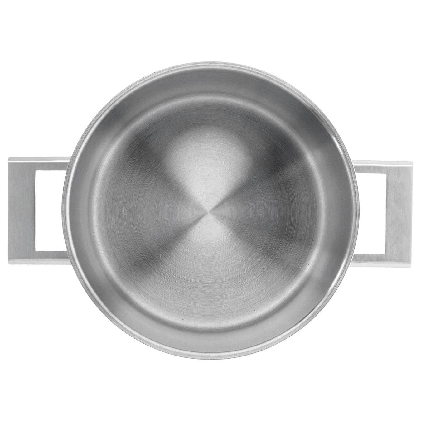 Derin Tencere çift çıdarlı kapak   18/10 Paslanmaz Çelik   20 cm,,large 4