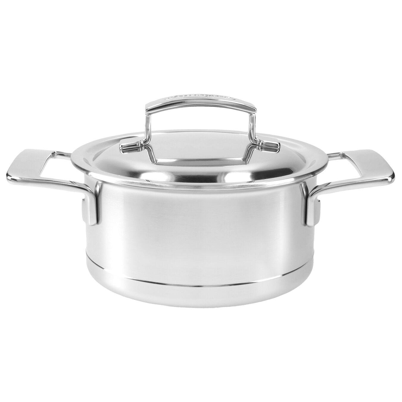Kookpot met dubbelwandig deksel 16 cm / 1,5 l,,large 1