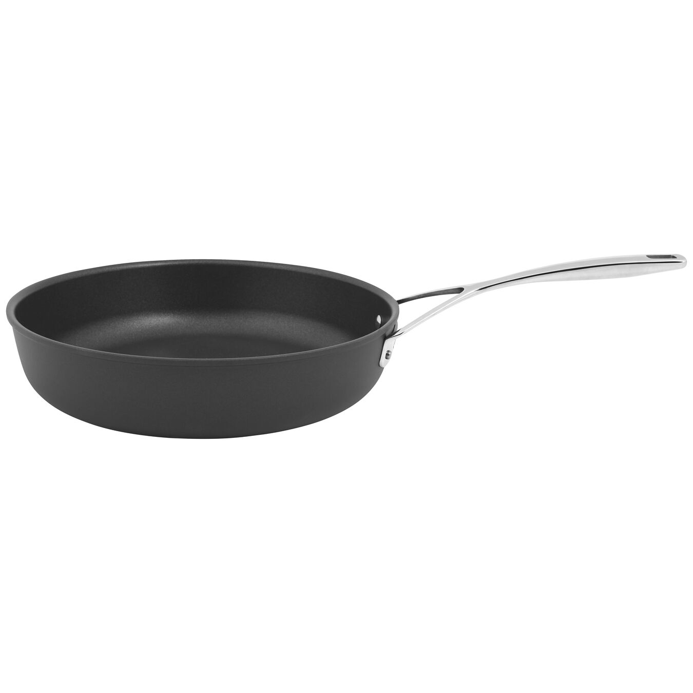 28 cm / 11 inch Aluminum Frying pan high-sided,,large 1
