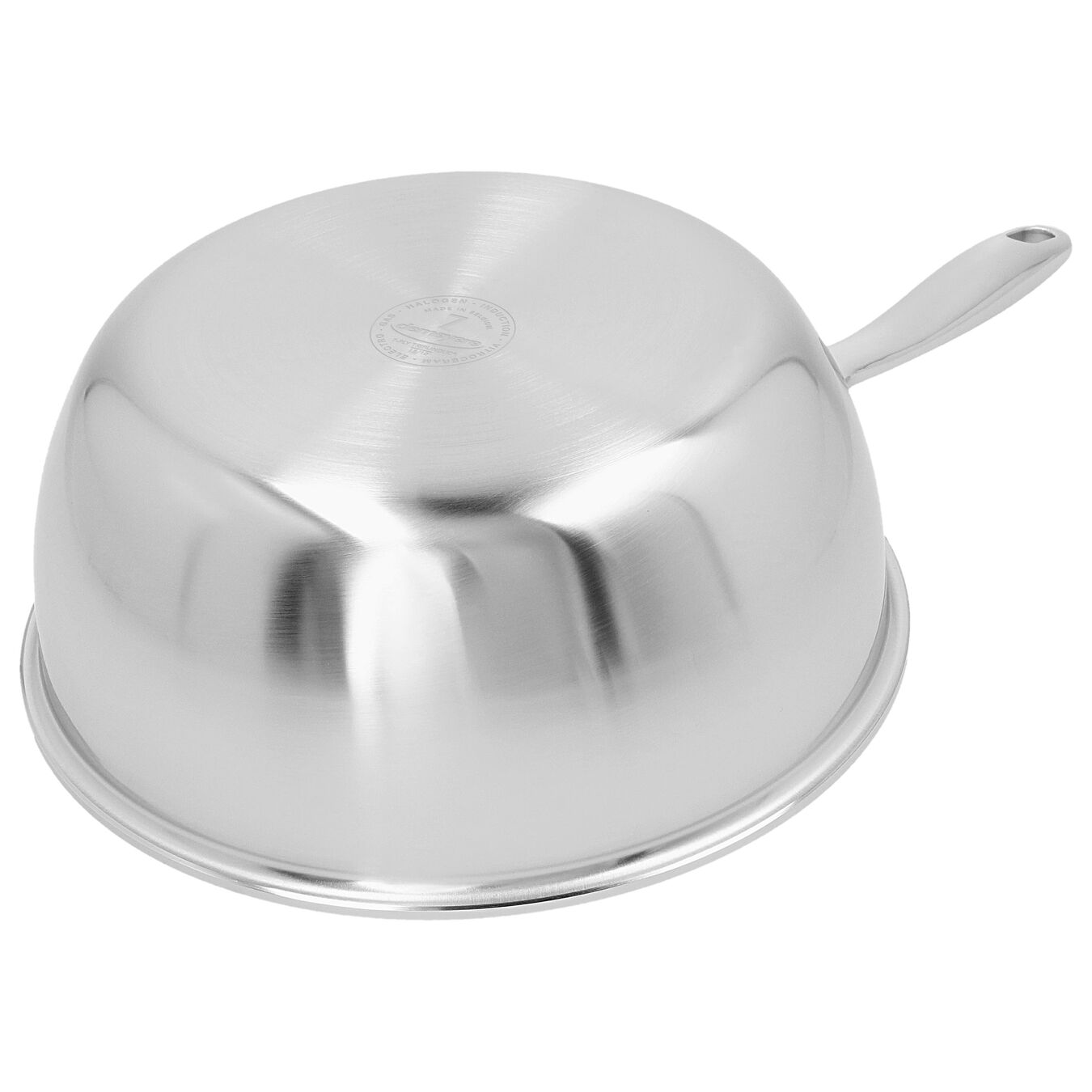 60-oz Sauteuse conical, 18/10 Stainless Steel ,,large 4