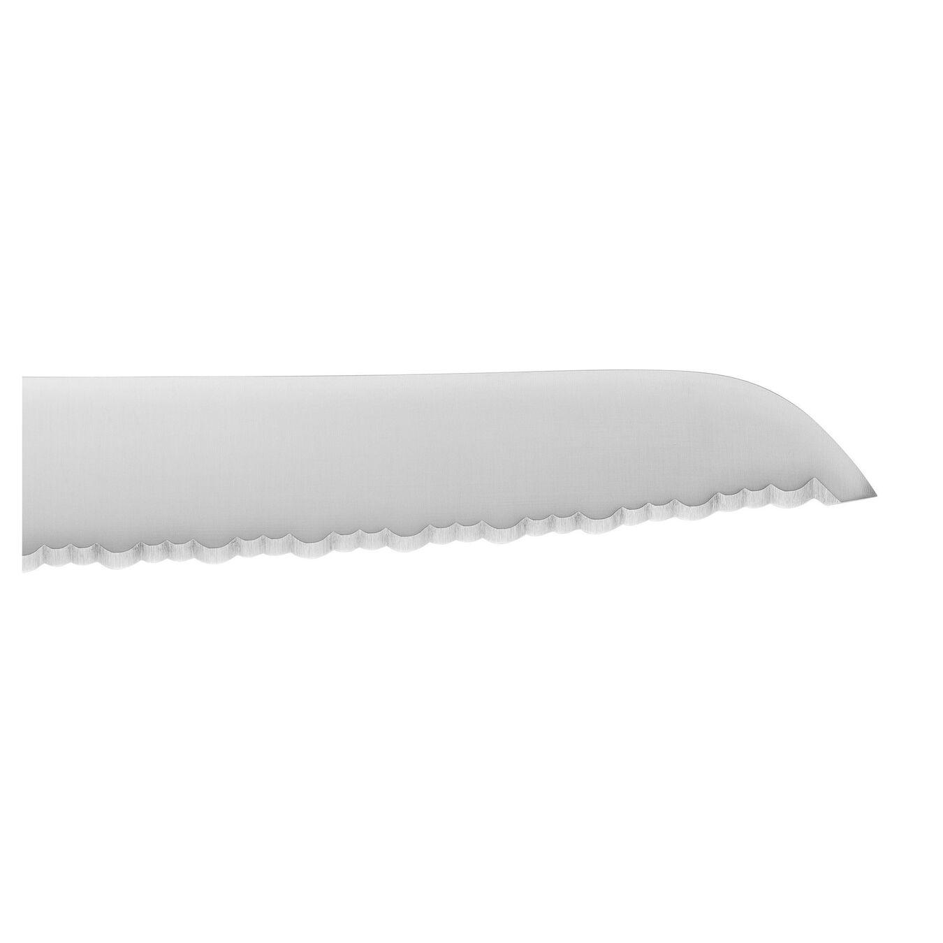Brotmesser 26 cm, Schwarz, Kunststoff,,large 2