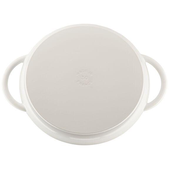 11.81-inch Enamel Grill pan,,large 5