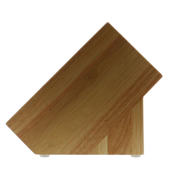 Knife block empty Wood,,large 4