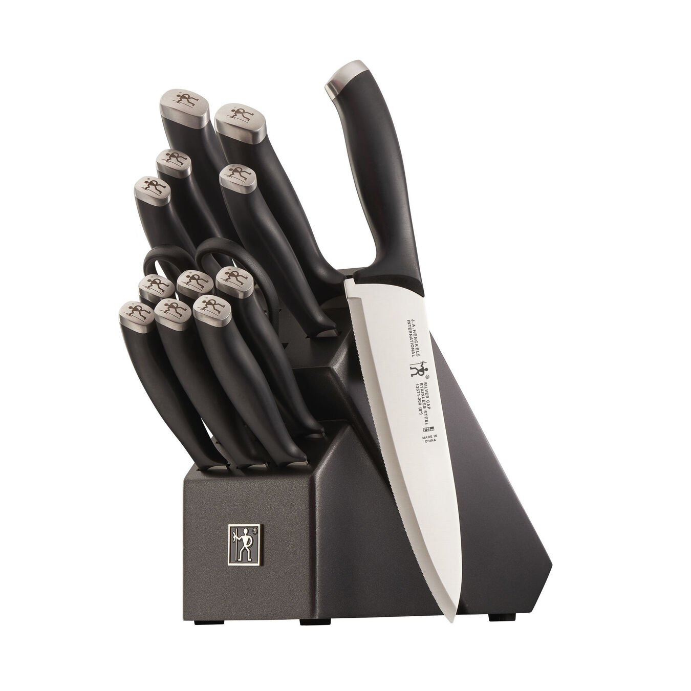 16-pc, Knife block set,,large 1