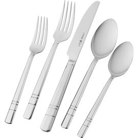 Henckels Madison Square (polished), 65-pc Flatware Set, 18/10 Stainless Steel
