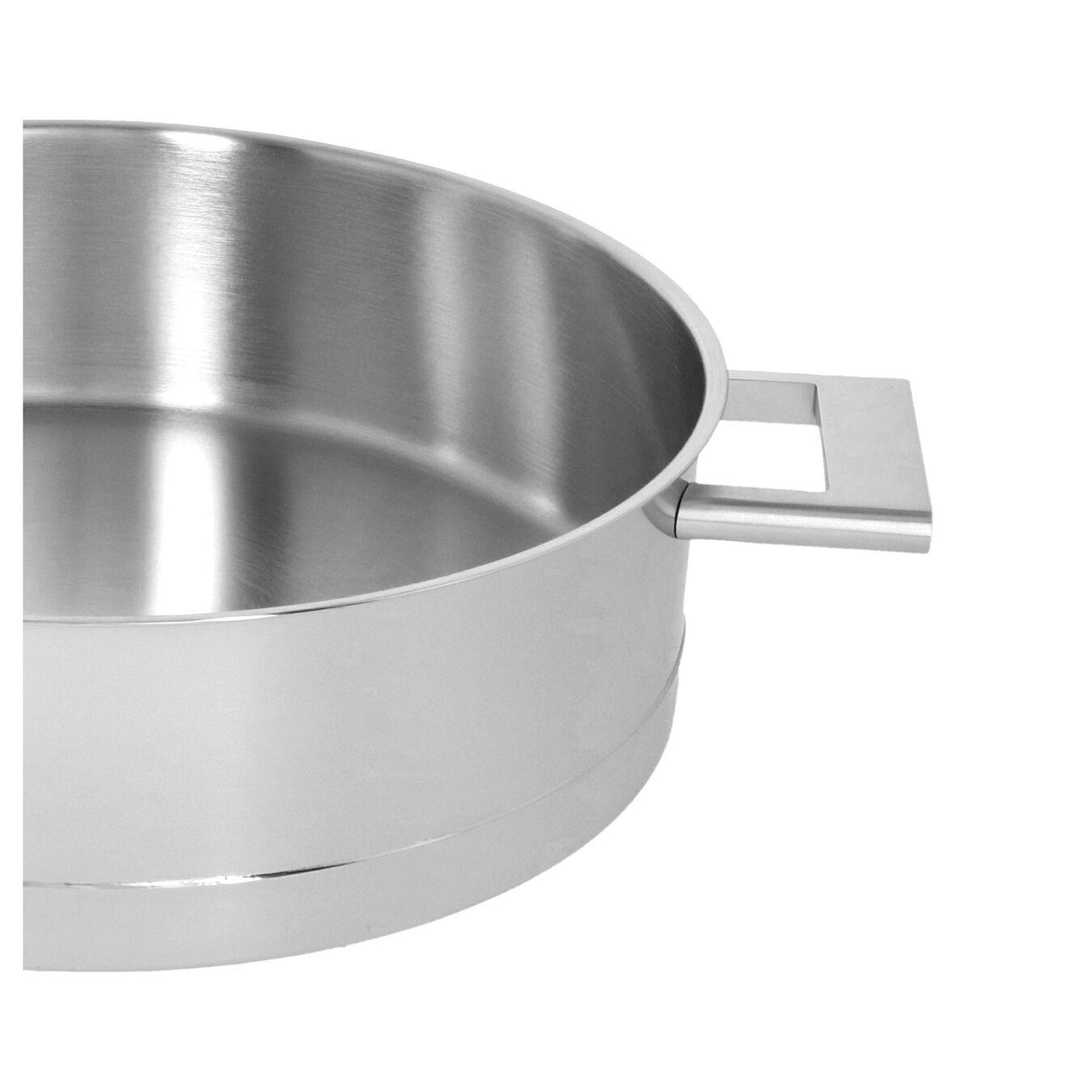Kookpan met dubbelwandig deksel 28 cm / 4.8 l,,large 2