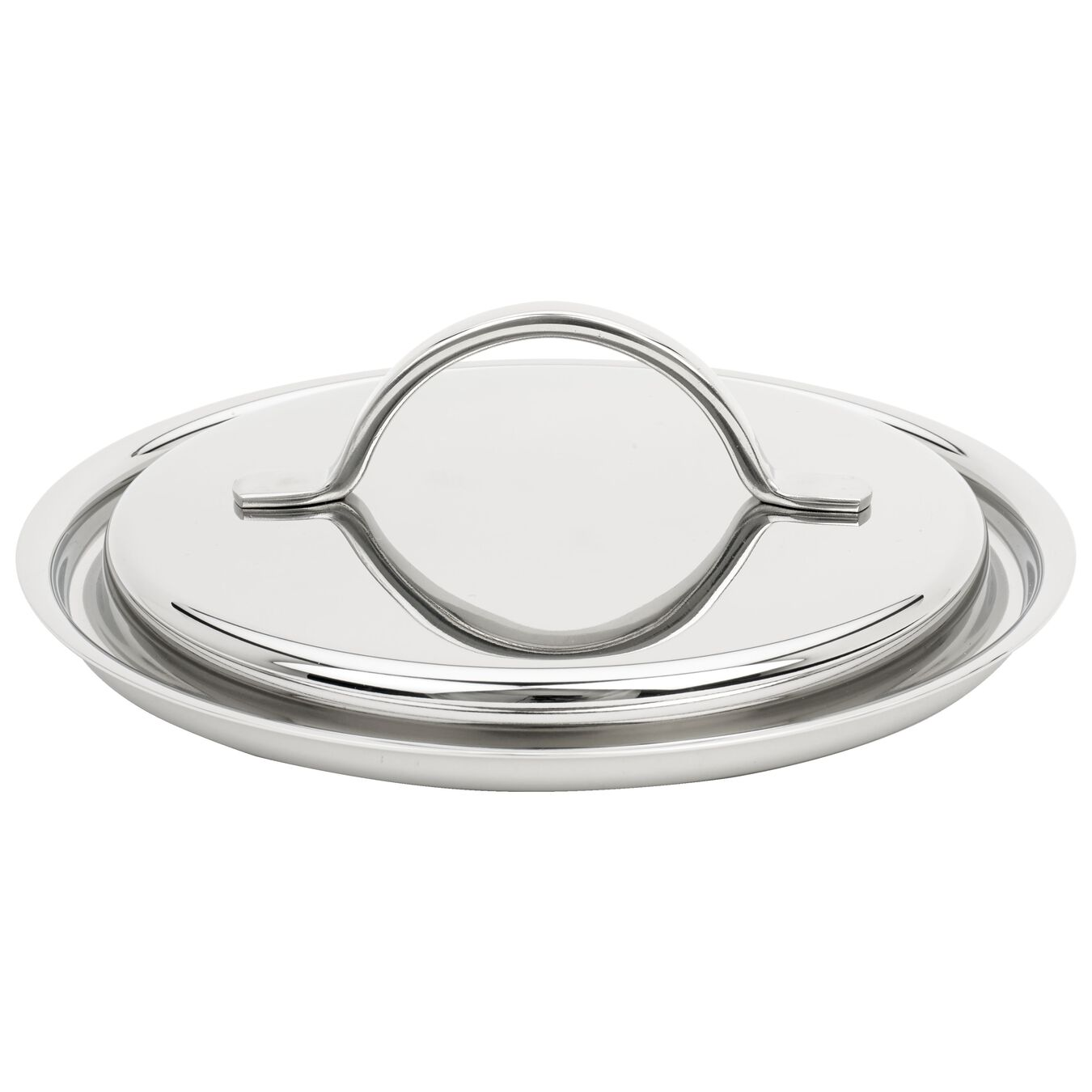 Couvercle 16 cm Inox 18/10,,large 1