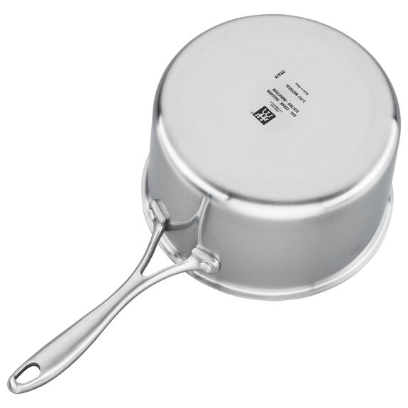 4-qt 18/10 Stainless Steel Sauce pan,,large