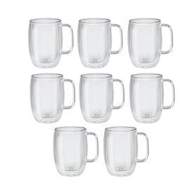 ZWILLING Sorrento Plus, 8 Piece Latte Mug Set - Value Pack