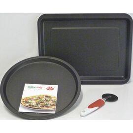 BALLARINI Cookin´italy, Ovenware set, 3 Piece | round | black