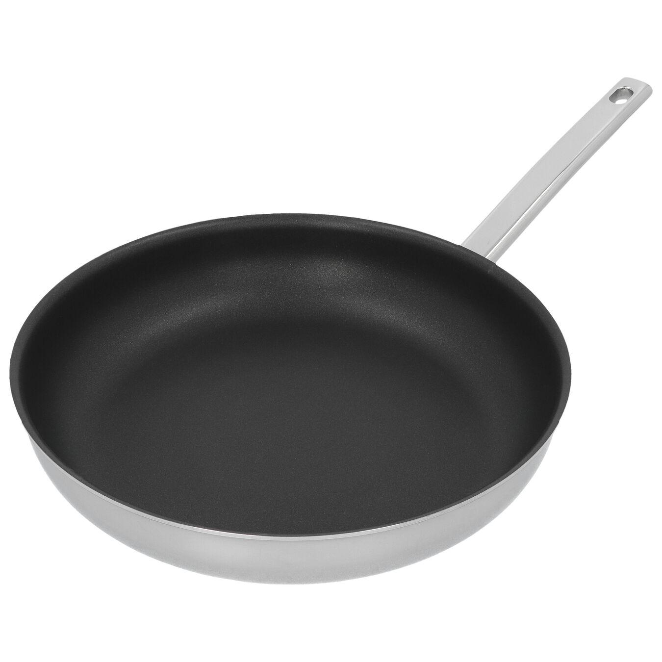 Koekenpan Zilver-zwart 28 cm,,large 2