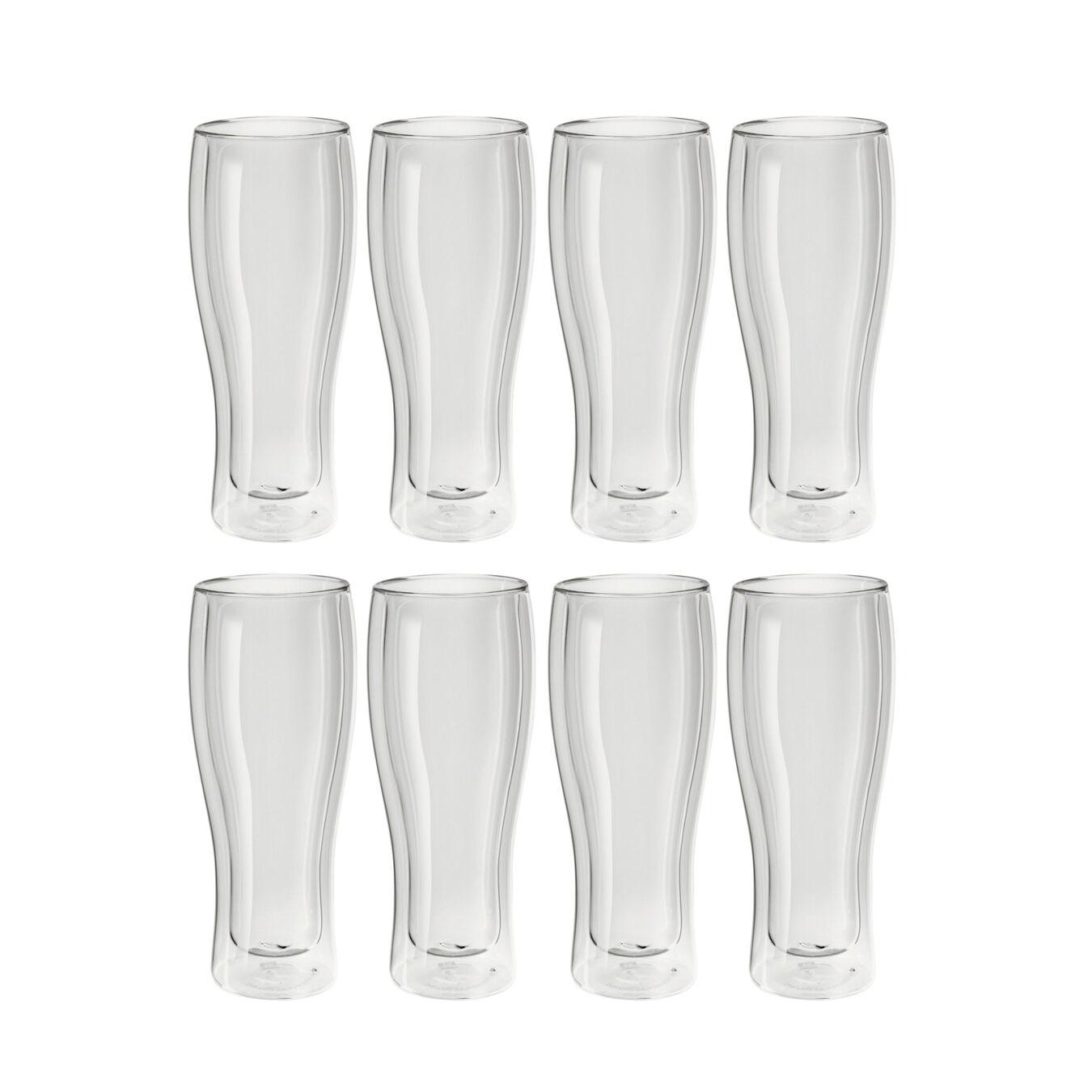 8 Piece Beer glass set - Buy 6 Get 8,,large 1